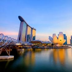 摩登獅城 情迷新加坡